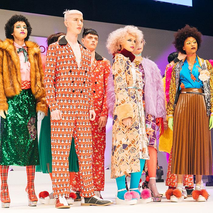 Toni and guy fashion show 2018 31