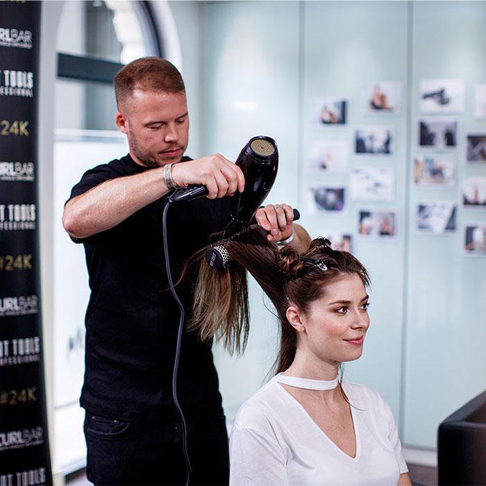Robert Eaton Northern Hairdressers