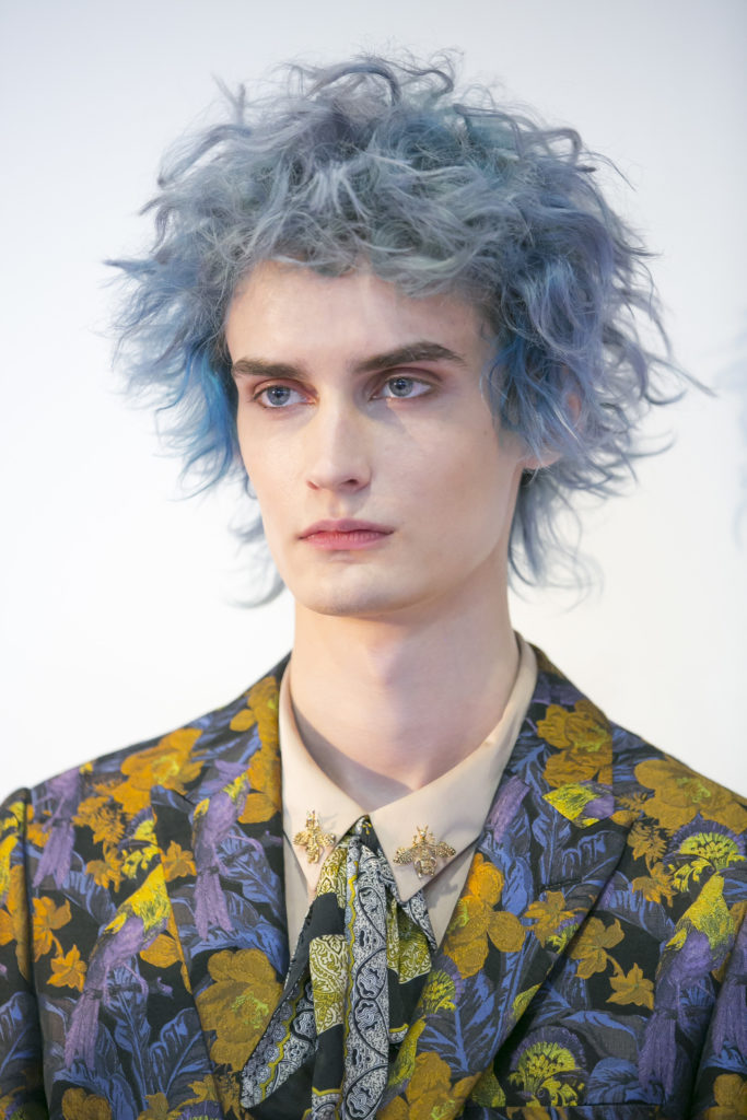 Andrew smith men's hair trends