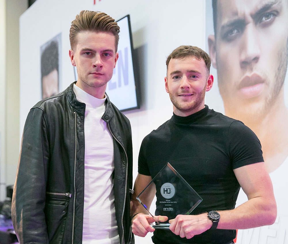 barber of the year competition 2018 winner