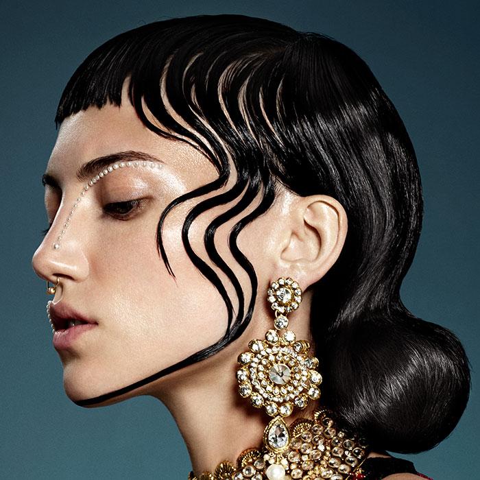 Indira Schauwecker London hairdresser of the year