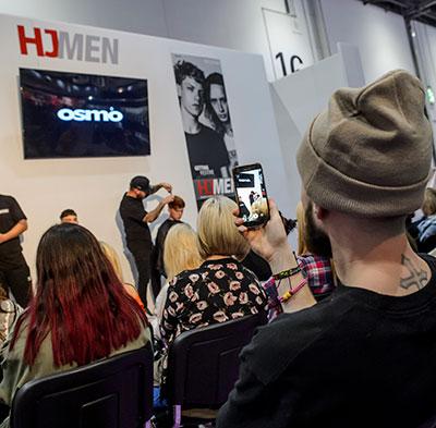 line-up for hj stages hj men