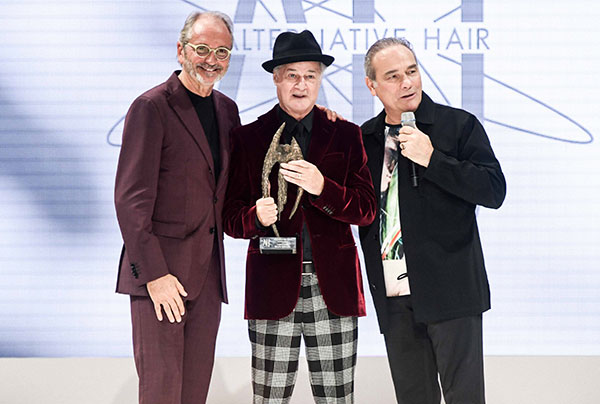 alternative hair show 2018 legend award