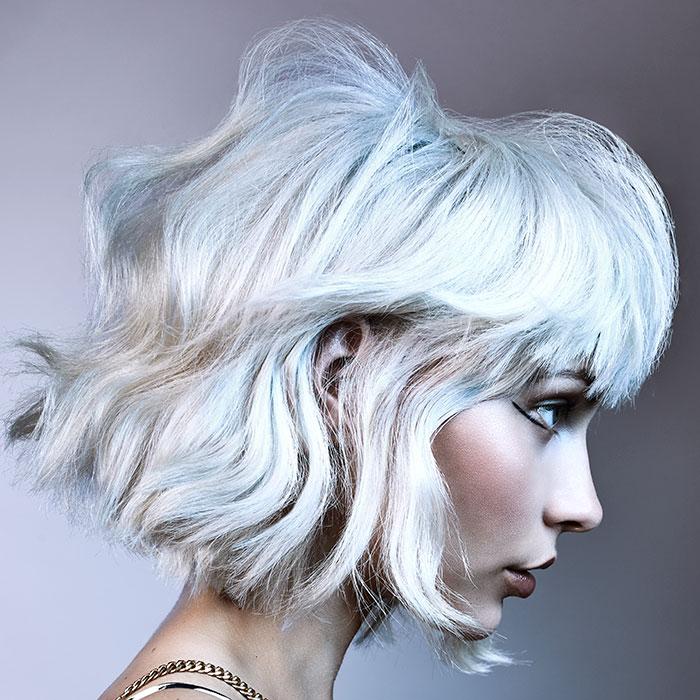 Daniele de angelis BHA london hairdresser of the year finalist