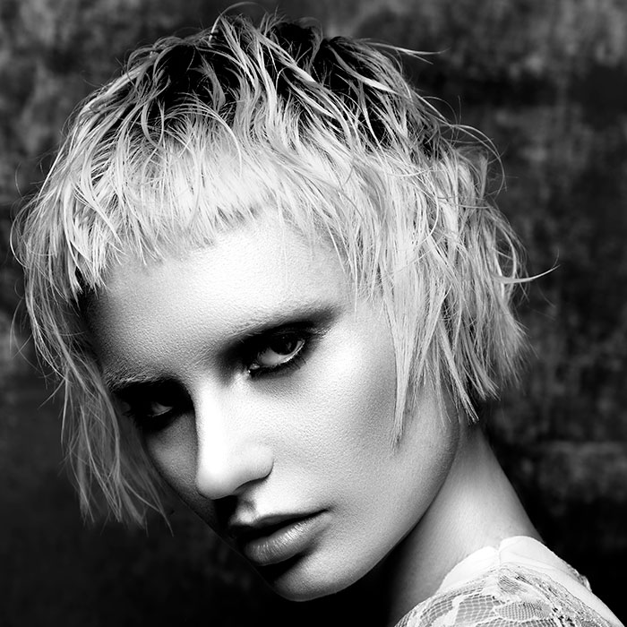 Rick Roberts North Eastern British Hairdressing Award 2018 Finalist Collection