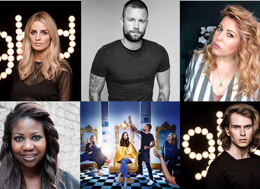 ghd creative artists line up