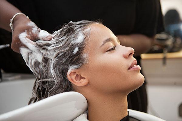 avlon high ponytail washing