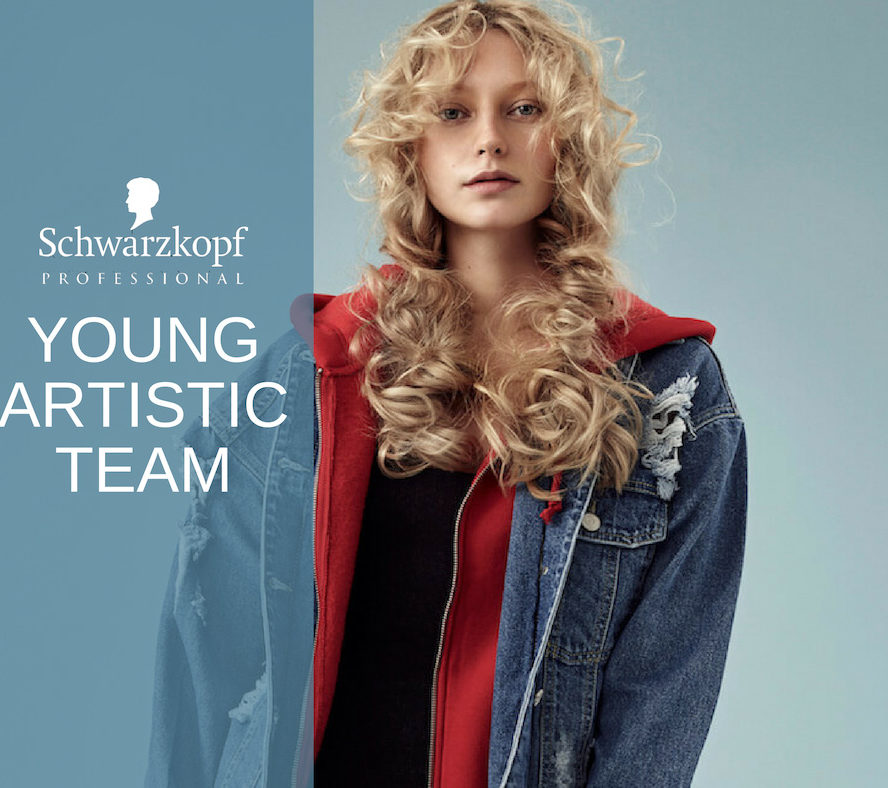 Schwarzkopf Professional Young Artistic Team 2019
