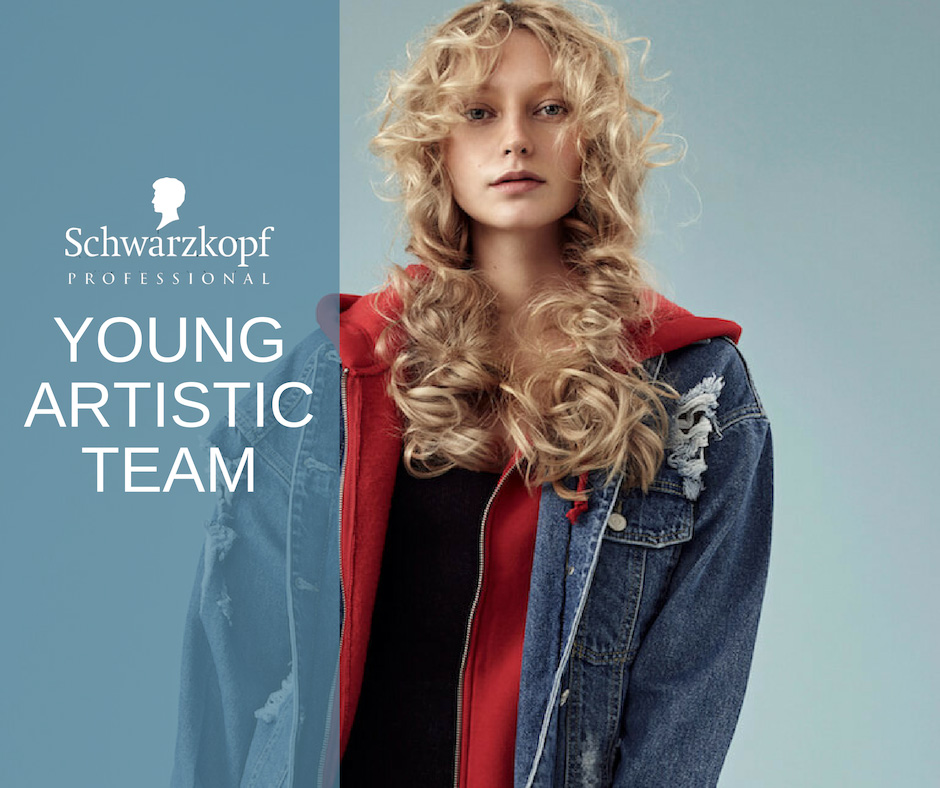 Schwarzkopf Professional Young Artistic Team 2019