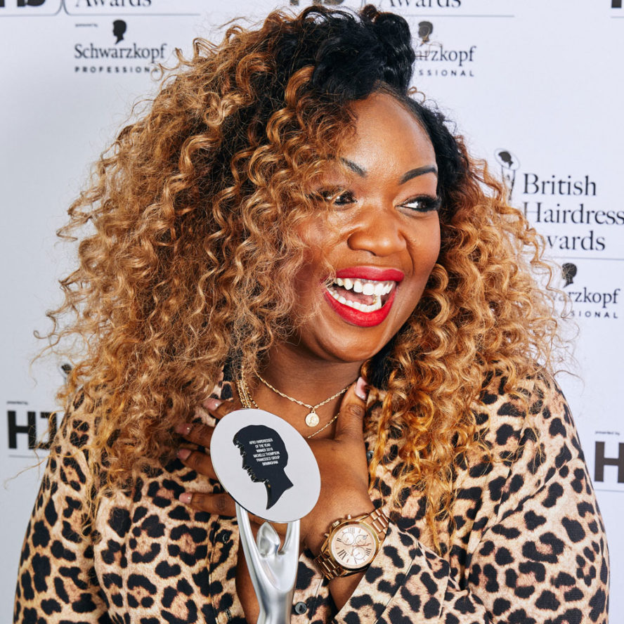 British Hairdressing Awards winners quotes