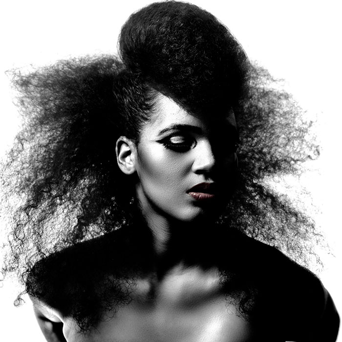 Aycan Kemal afro hairdresser of the year 2018 finalist collection