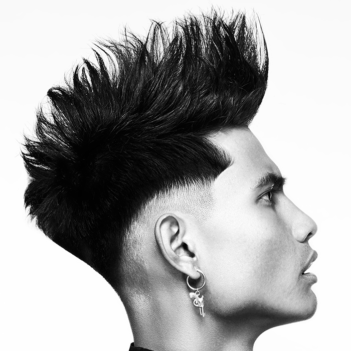 jonathan andrew mens hairdresser of the year finalist collection