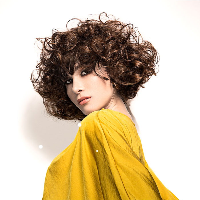 party hair curls Denman modern lives collection by paul Stafford