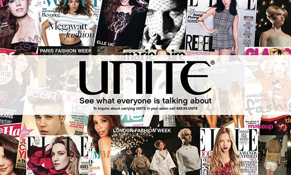 unite haircare coverage
