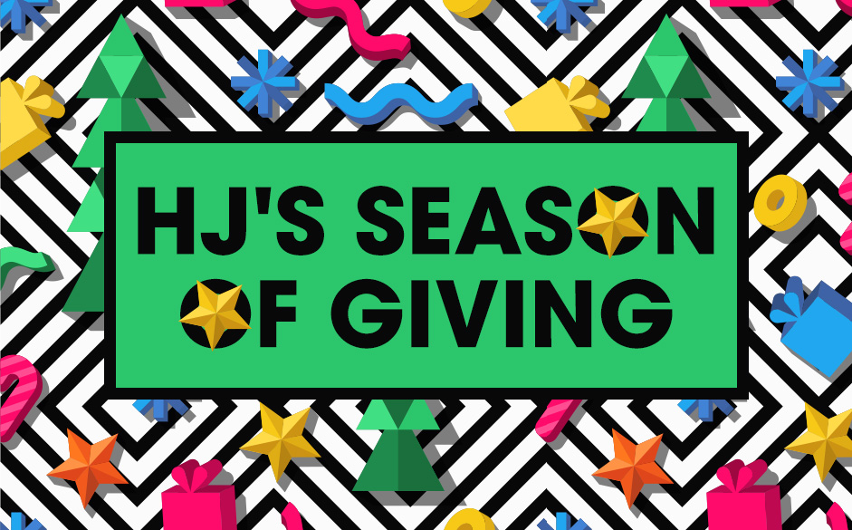 HJ's Season of Giving