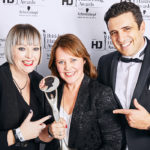 British Hairdressing Awards hairdressing industry events and awards