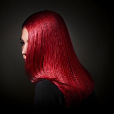 Instagram Hair Colour - red hair