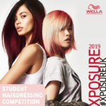 wella xposure hairdressing industry events and awards
