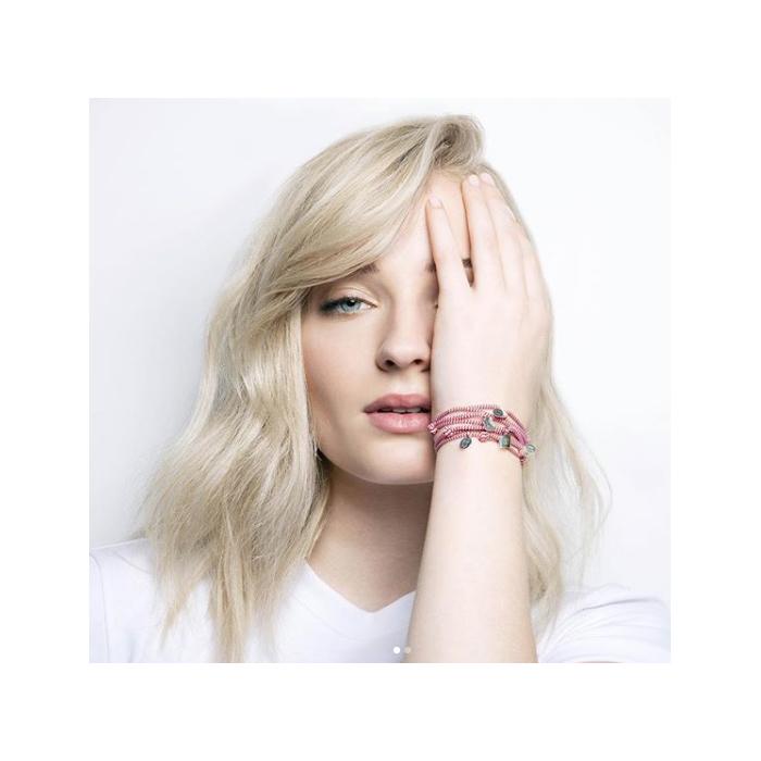 best celebrity hair looks 2018 sophie turner