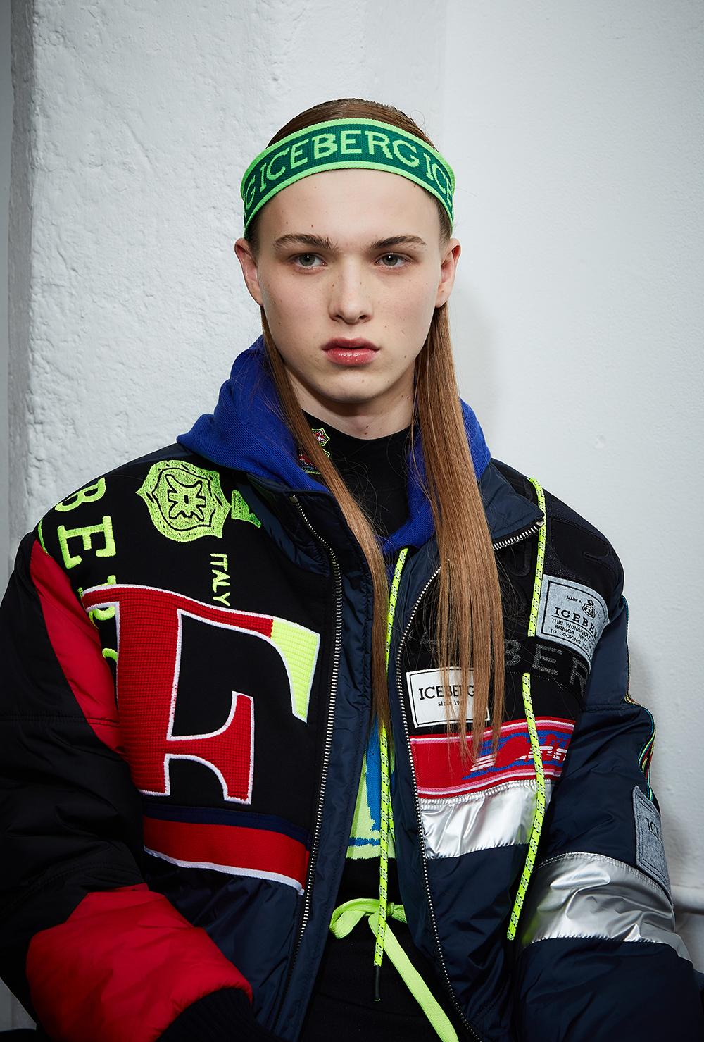 iceberg london fashion week mens trends