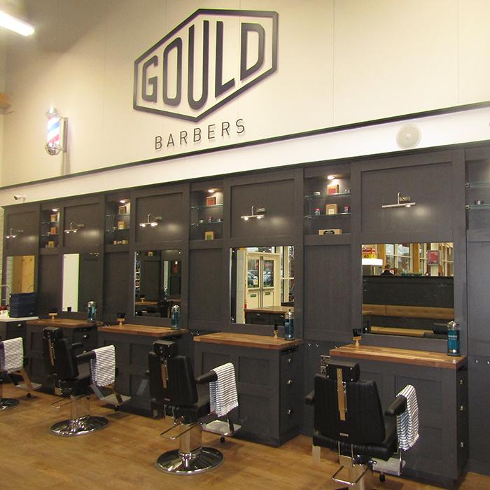 Gould barbers