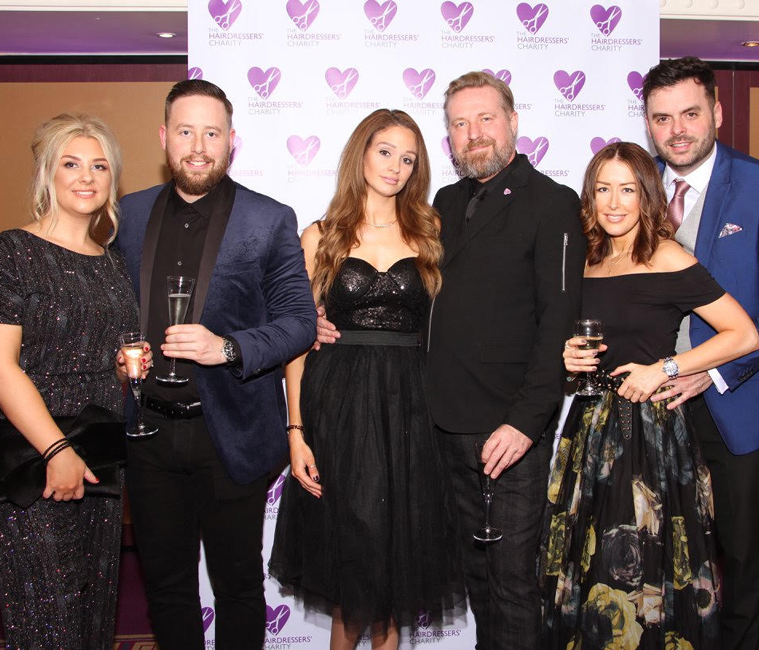 the hairdressers charity ball