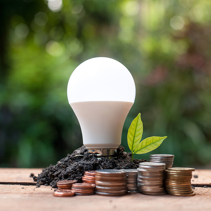 save energy costs salon