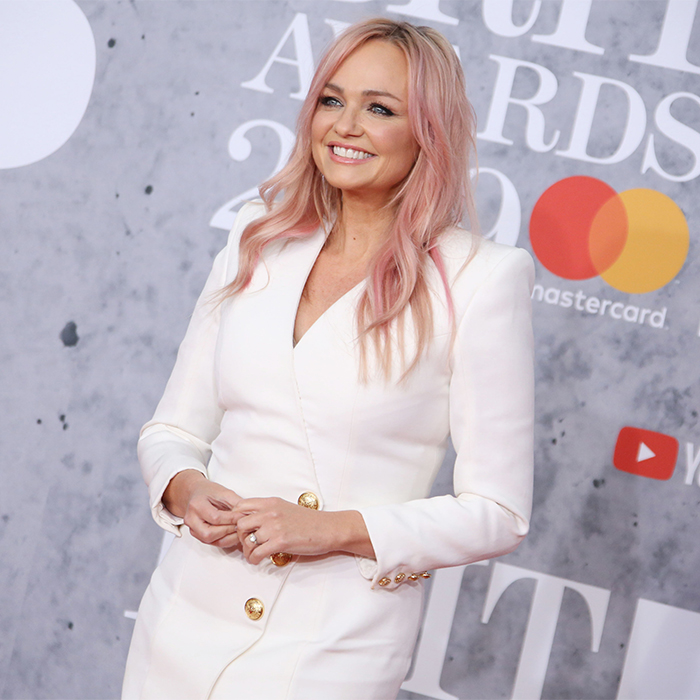 brit awards hair emma bunton