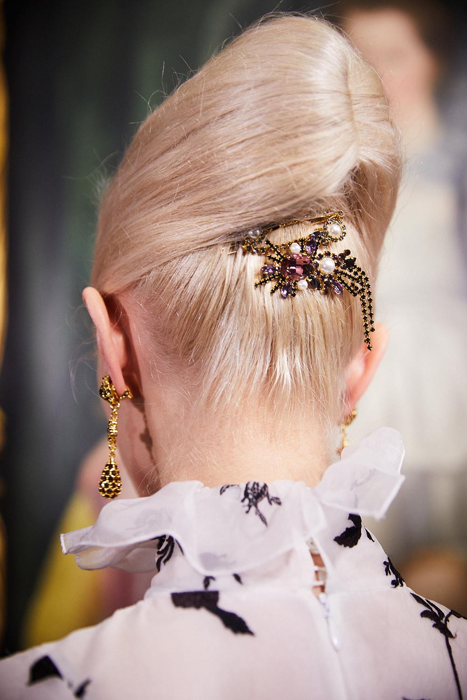 hair trends Erdem