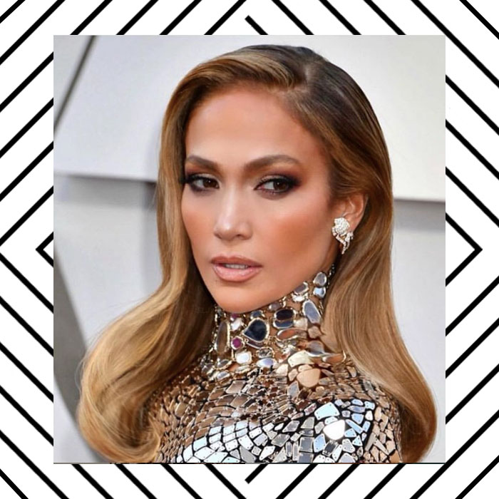 jennifer lopez oscars 2019 look by chris appleton
