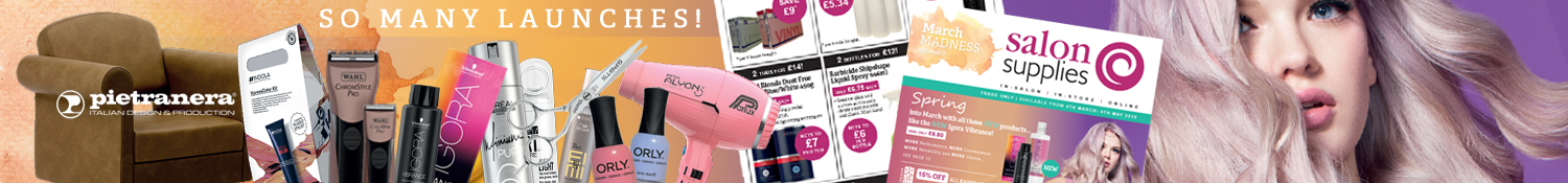 Salon Supplies new launches