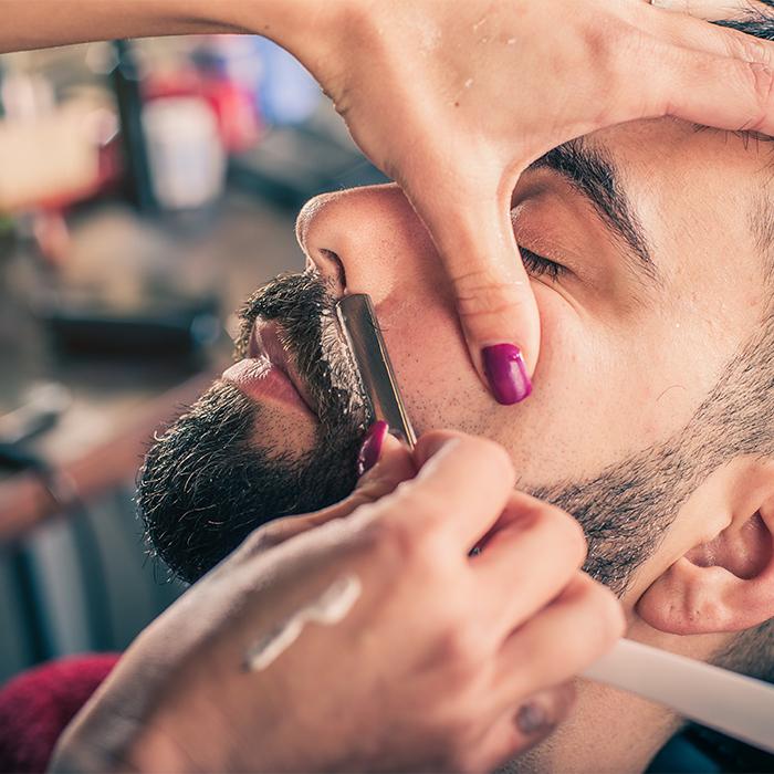 female barbers