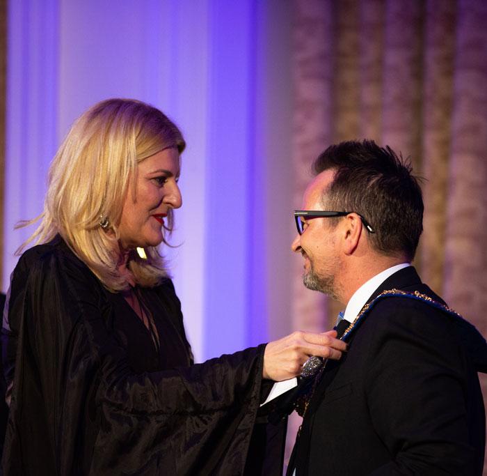 ken picton new president of fellowship of british hairdressing