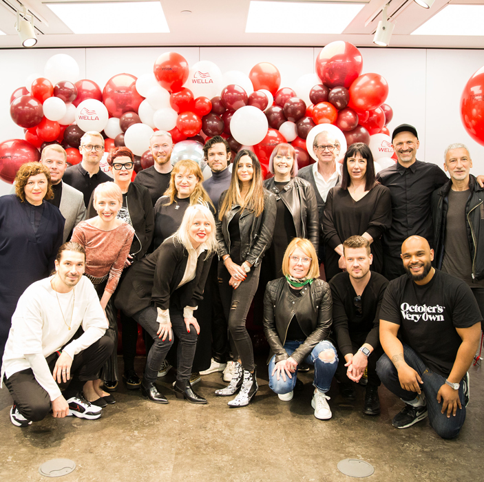 Wella trendvision award 2019 heat finalists announced