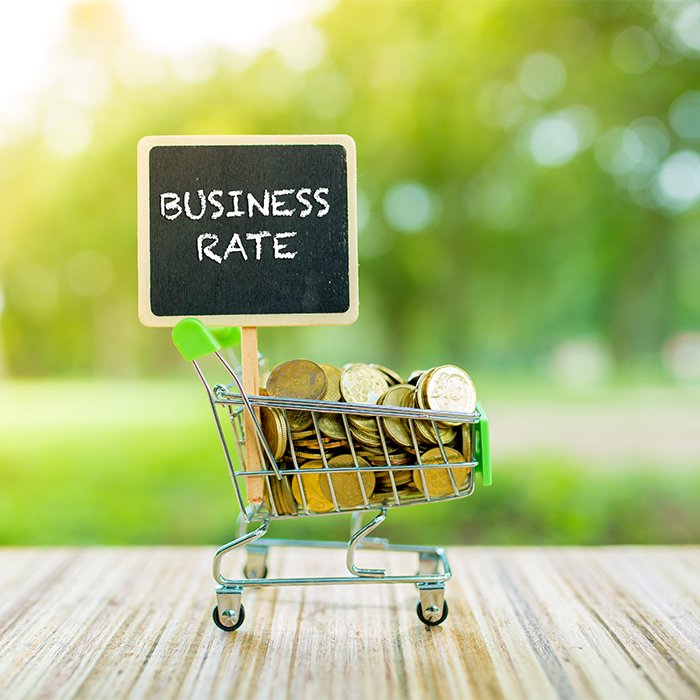 business rates salons