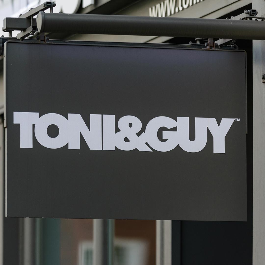 Toni guy superbrands