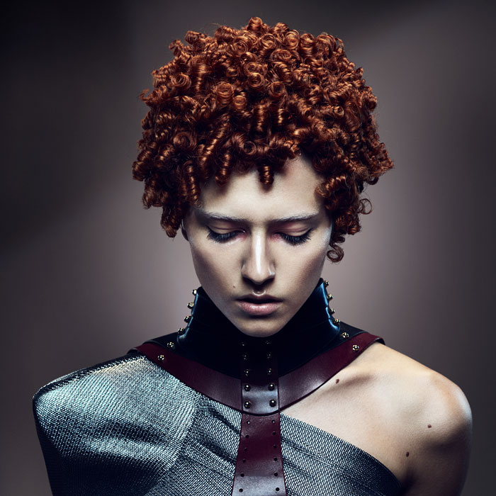 curly hair advice in summer