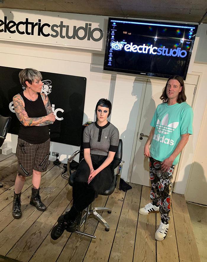 DJ Muldoon Joan Novak Electric Sessions