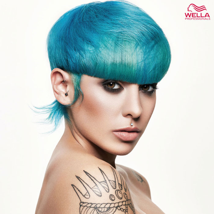 wella professionals colour courses