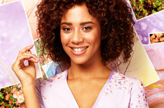 how to colour curls for summer
