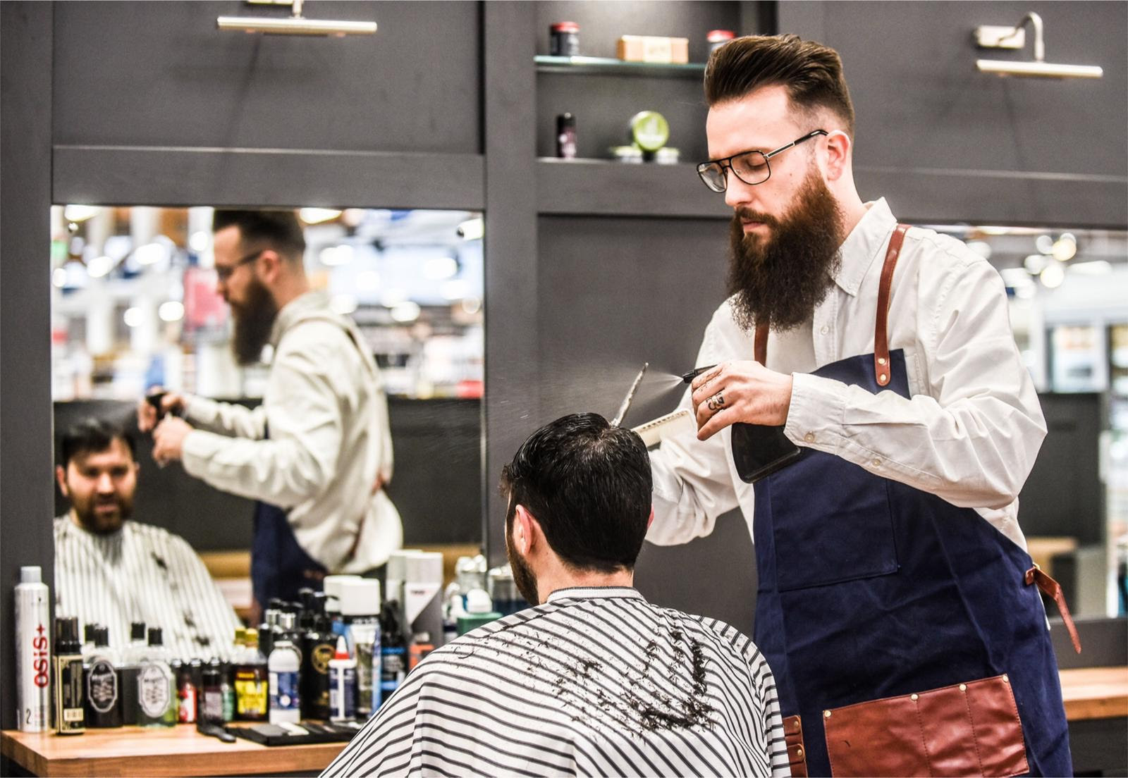 barber ken hermes