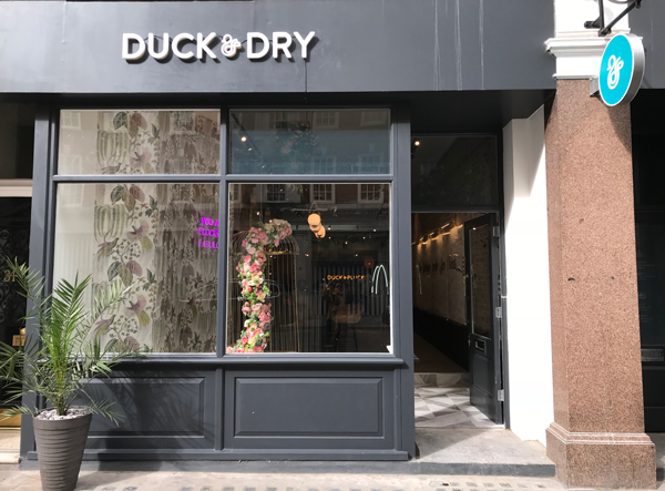 Duck and dry mayfair