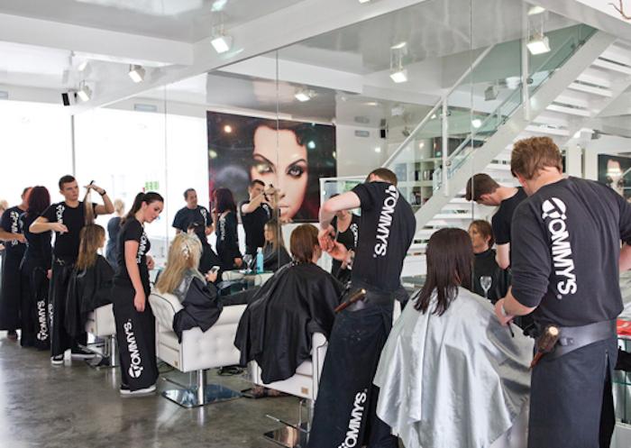 hair salons education programmes