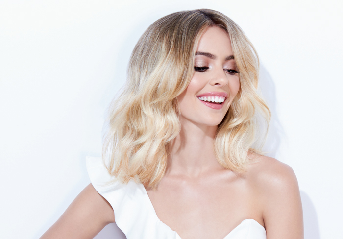 blonde colour services - beverley hills