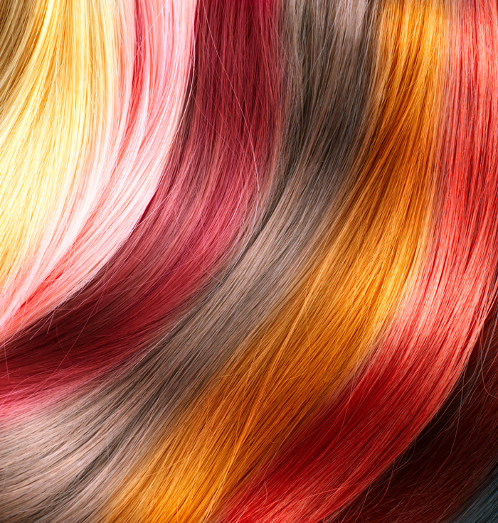 Colour match your extensions