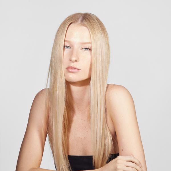 blonde colour services - iceland