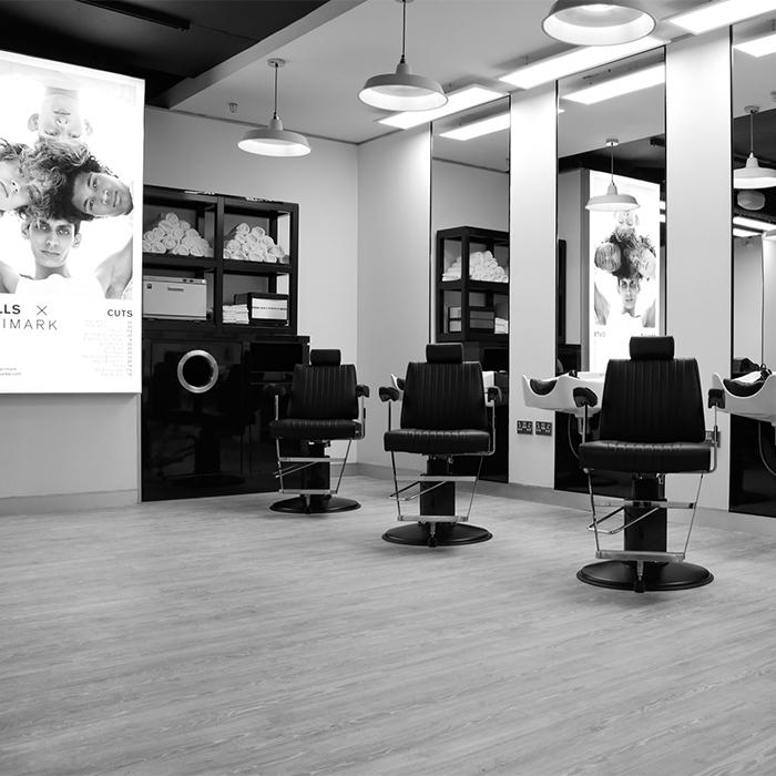 barbershop primark Manchester