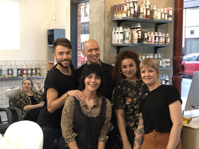 salon vegan event bebop london