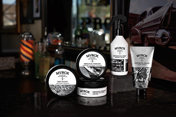 paul mitchell MVRCK by Mitch haircare group shot