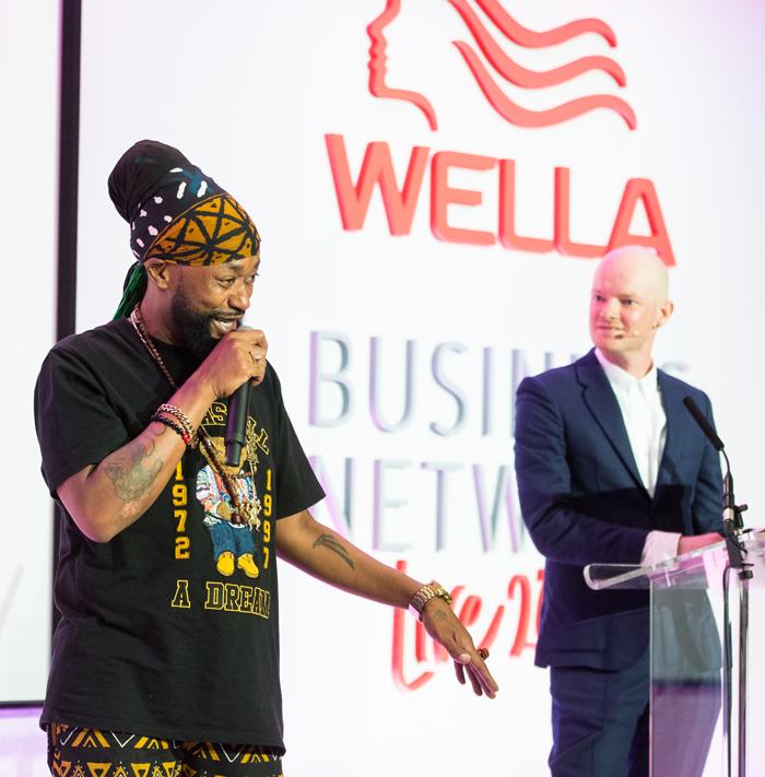 Wella business network live